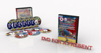 Wrestling sambo.Collection of training films.14 dvd 940min.