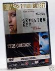 2 Horror Películas - The Skeleton Key + THE GRUDGE dvd REGIÓN 2 Nuevo Sellado