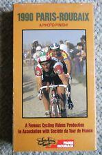 1990 Paris - Roubaix Famous Cycling Videos VHS Eddy Planckaert Very Clean