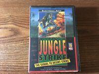 Jungle Strike (Sega Genesis, 1993)