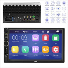 "2DIN 7"" HD Car Auto Stereo Video Radio Bluetooth USB TF FM MP5 Multimedia Player"
