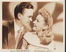 Blonde from Brooklyn 1945 black & white movie photo #59