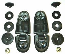 98-01 Ford Explorer Mountaineer Back Window Glass Rear Hinges LeftGate Hatch 4x4