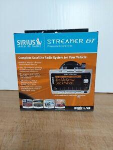 Sirius Satelite Radio Streamer GT Used In Box Working