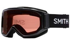 Smith Optics Scope Goggles (RC36-Mirror / Black / One Size)