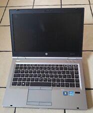 HP EliteBook 8470p Core i5 2.6ghz portátil 8gb 320gb Dvdrw 3º generación