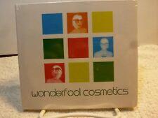 "Wonderfool ""Wonderfool Cosmetics"" CD -- NEW/Sealed Import From Spain. 2007"