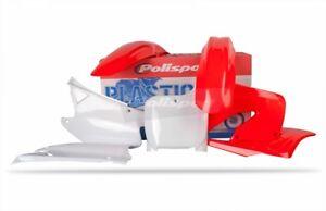 Polisport Complete Plastic Kit Set CR Red HONDA CR125R CR250R 2000-2001 90081