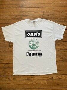 OASIS band TShirt all sizes T shirt Gallagher cool iconic Creation1994 heyday