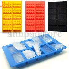 LEGO Building Blocks Silicone Ice Ice Maker Rectangular Creative ice tray Mold