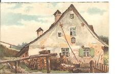 """LOVELY VINTAGE POSTCARD,TUCK,UNIDENTIFIED ARTIST,""""ART""""HOUSE,POSTED 1903,COVENTRY"""