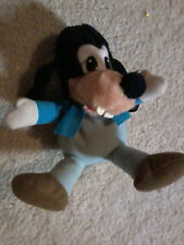"8"" plush 1984 rare Hardees Vintage Walt Disneys Mickeys Christmas Carol ""Goofy"""