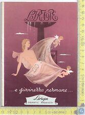 Liriope - Biella - Prodotti Cosmetici - Piccolo catalogo - Anni 60 - Sixties