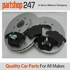 Genuine Comline Front Brake Coated Discs and Pads Ford Mondeo mk4 2007-2014