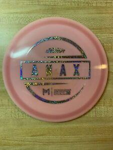 Discraft Anax ESP Plastic Swirly Paul McBeth 176.14 Grams Brand New