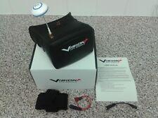 VisionPlus Fpv Gafas sin pantalla azul 5.8GHz Rx/FPV RC Cuadricóptero Drone de carreras
