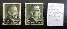 GERMANY 1942 As Described Fine/Used NB1821