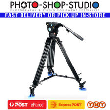Benro Video Tripod Kit Aluminium BV6 *Genuine Aus Local Stock* H6 Head Tandem