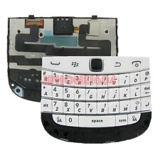 BlackBerry Bold 9900 9930 Keyboard Keypad Trackpad Membrane PBC Flex Cable WHITE