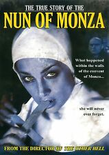 The Nun of Monza (1980) DVD USA Region - Bruno Mattei Zora Kerova