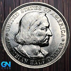 1893 Columbian Expo Commemorative Half Dollar --  MAKE US AN OFFER!  #K6884