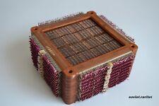 Rare USSR Soviet Magnetic Ferrite Core Memory Block of BP-20 Cube 10 Plates 1976