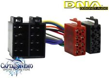 DNA Car Audio DIY Headunit ISO Harness Suit Holden - AWH3064