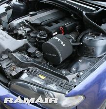 BMW e46 330 330i 330ci 330xi in schiuma RAMAIR Club-SPEC ASPIRAZIONE DELL'ARIA FREDDA INDUZIONE KIT