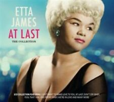 Etta James at Last The Collection Musical Album Songs Audio 2 CD 2015