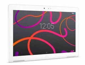 Tablet Bq Aquaris M10 HD 16 GB Wi-Fi Blanco Usada