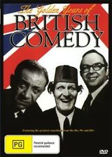 THE GOLDEN YEARS OF BRITISH COMEDY  - NEW & SEALED DVD