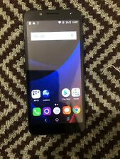 NEW Alcatel 1X 16GB Smartphone Android Metro by T-Mobile MetroPCS (BLUE)