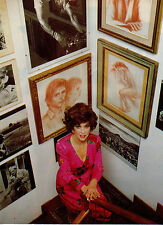 COUPURE de presse PHOTO CLIPPING  GINA LOLLOBRIGIDA