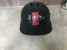 San Diego State Aztecs Athlete Worn Adult Size Batting Helmet