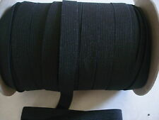 Lot of New*9 yards.black 3/4 inch  ELASTIC