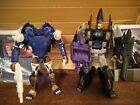 Botcon 2015 TFCC TFSS 5.0 Funpub Packrat and Fractyl Set with Bios 100% complete