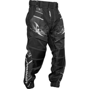 Valken Paintball Attack Black Protective Playing Pants Large L (32-38)