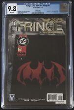 Tales from the Fringe #2 2010 CGC 9.8 Variant DC Comic Batman 1 Superman 75 NM+