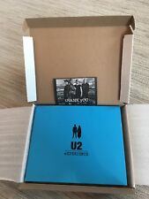 2018 U2 eXperience Vip Limited Edition Collectors Book - New Sealed in Box