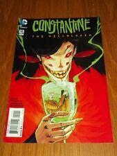CONSTANTINE THE HELLBLAZER #12 DC COMICS
