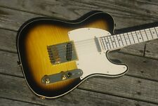 Fender Richie Kotzen Telecaster Signature Artist Series Maple Neck Vintage Brown