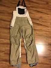Burton Access  Women Bib Snowboard / Ski Pant  Size Small