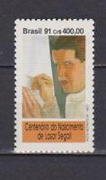 S19270) Brasilien Brazil 1991 MNH Neu L.Segall 1v