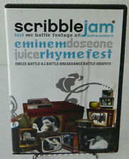 Scribble Jam - Archive Number 2 (DVD, 2006) EMCEE Battle DJ Breakdance Graffiti