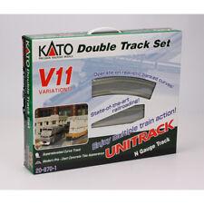 N Scale KATO V11 Dbl Track Set Item #KAT208701