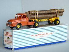 Dinky Toys Tracteur Willem semi Fardier