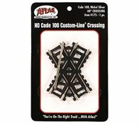 Atlas 175 Code 100 60 Degree Custom Crossing New Free Shipping