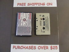 WILLIE NELSON HALF NELSON DUETS W/ NEIL YOUNG, MERLE HAGGARD CASSETTE