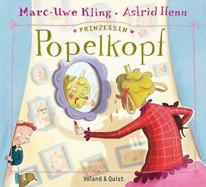 Prinzessin Popelkopf - Marc-Uwe Kling -  9783863911164
