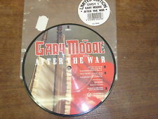 """GARY MOORE After the war- Limited edition- PICTURE-DISC 45t/7"""""""